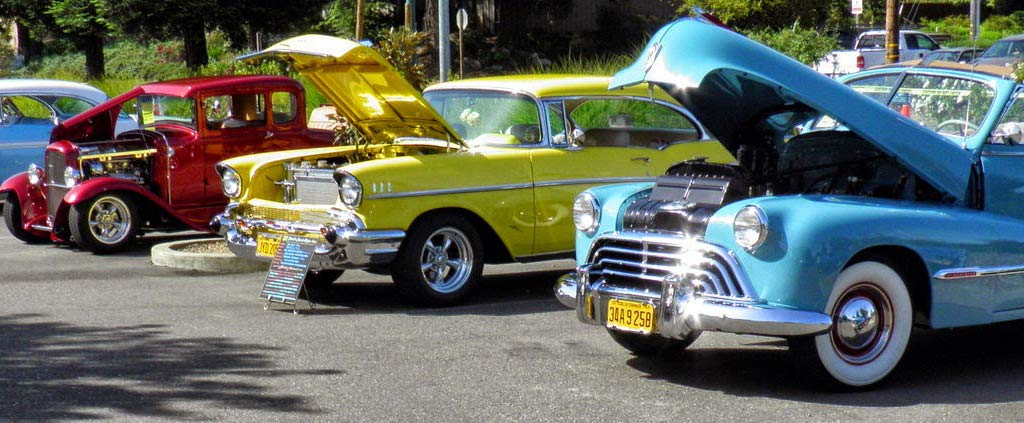 Classic Car Show And Cruise What S Happening In Sebastopol